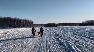 Boot Lake trail
